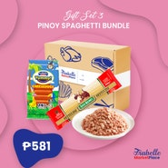 Pinoy Spaghetti Bundle
