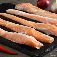 Salmon Belly Strips