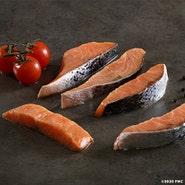 Salmon Fillet Strips