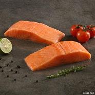 Salmon Sashimi Cut