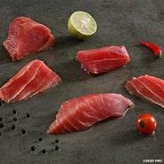 Yellowfin Tuna Crazy Cut
