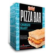 Chorizo Blast Pizza Bar - 4pcs.