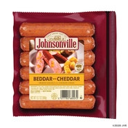 Beddar with Cheddar Pork Sausage