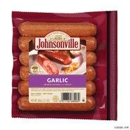 Garlic Pork Sausage