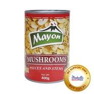 Mushrooms Pieces & Stems
