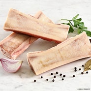 USDA Beef Bone Marrow 1 Slab Split, 2 Slice Pack