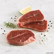 USDA Flat Iron Steak 1/2 Inch