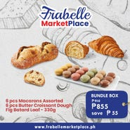 Pastries Treat Bundle